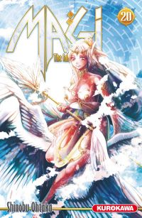 Magi, the labyrinth of magic  T20, manga chez Kurokawa de Ohtaka