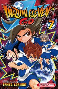 Inazuma eleven GO T7, manga chez Kurokawa de Level-5, Yabuno