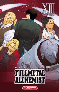 Fullmetal Alchemist - edition double T13, manga chez Kurokawa de Arakawa