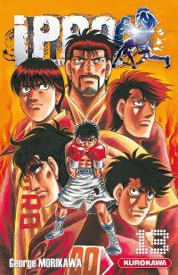 Ippo T13, manga chez Kurokawa de Morikawa