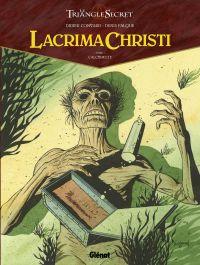 Lacrima Christi T1 : L'Alchimiste (0), bd chez Glénat de Convard, Falque