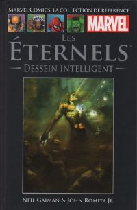 Marvel Comics, la collection de référence T48 : Les Éternels - Dessein intelligent (0), comics chez Hachette de Gaiman, Romita Jr, Mounts, Hollingsworth, Djurdjevic