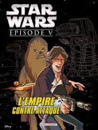 Star Wars épisode V : L'Empire contre attaque (0), comics chez Delcourt de Ferrari, Santillo, Attardi, Chue, Ghiglione, Kawaï Creative Studios