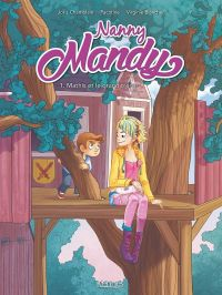 Nenny Mandy, bd chez Kennes éditions de Chamblain, Pacotine, Blancher