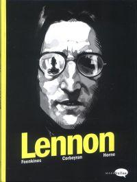 Lennon, bd chez Marabout de Foenkinos, Corbeyran, Horne