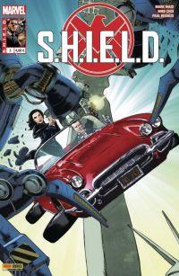 S.H.I.E.L.D. (revue) T3 : Dimensions de l'ombre (0), comics chez Panini Comics de Immonem, Waid, Choi, Ellis, Renaud, Fajardo Jr, Boyd, Rosenberg, Perkins