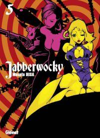 Jabberwocky T5, manga chez Glénat de Hisa