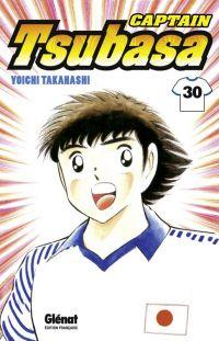Captain Tsubasa T30, manga chez Glénat de Takahashi