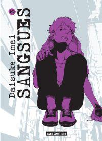 Sangsues T3, manga chez Casterman de Imai
