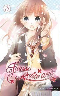 Fausse petite amie T3, manga chez Tonkam de Hayashi