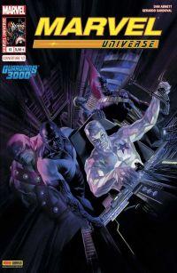 Marvel Universe T13 : Guardians 3000 (1/2) (0), comics chez Panini Comics de Abnett, Sandoval, Delgado, Rosenberg, Ross