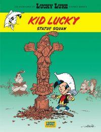 Kid Lucky T3 : Statue squaw (0), bd chez Lucky Comics de Achdé, Mel