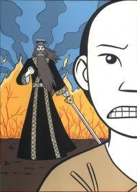 Boxeurs & Saints, comics chez Delcourt de Luen yang, Pien