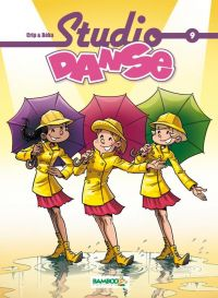 Studio danse T9, bd chez Bamboo de Beka, Crip, Cosson