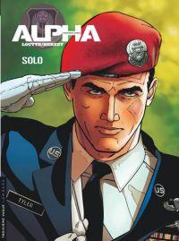 Alpha - Premières armes T2 : Solo (0), bd chez Le Lombard de Herzet, Loutte, Ray, Goussale