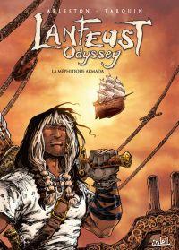 Lanfeust Odyssey T7 : La méphitique armada (0), bd chez Soleil de Arleston, Tarquin, Tarquin