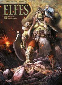 Elfes – cycle Les elfes sylvains, T12 : La Reine des Sylvains (0), bd chez Soleil de Jarry, Maconi, Héban
