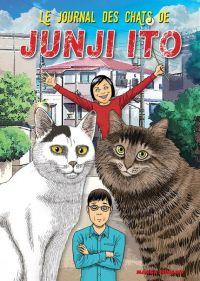 Le journal des chats de Junji Ito, manga chez Tonkam de Ito