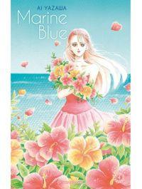 Marine blue T4, manga chez Delcourt de Yazawa