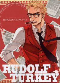 Rudolf Turkey T4, manga chez Komikku éditions de Nagakura