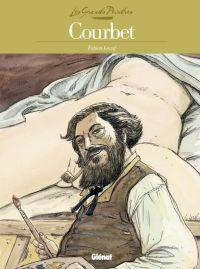 Courbet : L'Origine du monde (0), bd chez Glénat de Lacaf, Saint Blancat