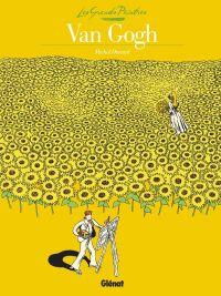 Van Gogh : Champ de blé aux corbeaux (0), bd chez Glénat de Durand