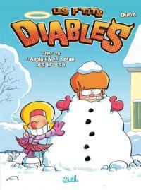 Les P'tits diables T20 : L'Abominable Soeur des neiges ! (0), bd chez Soleil de Dutto, BenBK