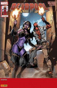 Deadpool (revue) – V 4, T15 : Au-delà du cercueil (0), comics chez Panini Comics de Posehn, Duggan, Espin, Staples, Lolli, Camuncoli