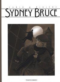 Sydney Bruce, bd chez Paquet de Rivière, Carin