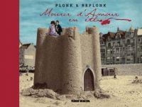 Mourir d'amour en été, bd chez Fluide Glacial de Replonk, Plonk