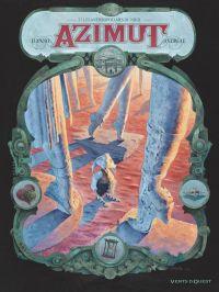 Azimut T3 : Les anthropotames du Nihil (0), bd chez Vents d'Ouest de Lupano, Andreae
