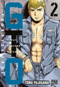 GTO - Paradise Lost T2, manga chez Pika de Fujisawa