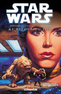 Star Wars Episodes T6 : Le retour du Jedi (0), comics chez Delcourt de Goodwin, Palmer, Garzon, Sienkiewicz, Williamson, Scheele, Sharen, Hildebrandt, Hildebrandt