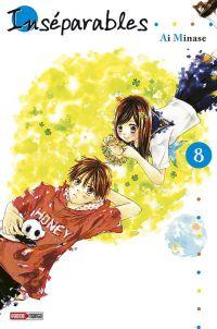Inséparables  T8, manga chez Panini Comics de Minase