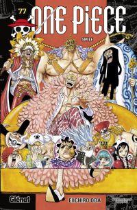 One Piece T77 : Smile (0), manga chez Glénat de Oda