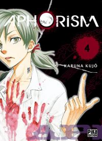 Aphorism T4 : , manga chez Pika de Karuna