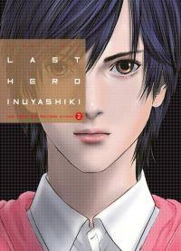 Last hero Inuyashiki T2, manga chez Ki-oon de Oku