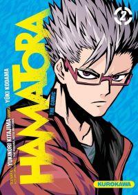 Hamatora T2, manga chez Kurokawa de Kodama, Matsumai, Kitajima