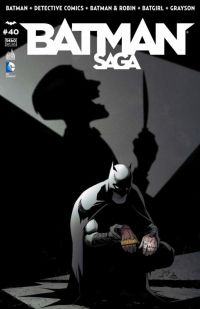 Batman Saga T40 : , comics chez Urban Comics de Tynion IV, Snyder, Seeley, Fletcher, King, Buccellato, Stewart, Tomasi, Manapul, Gray, Capullo, Mooney, Keith, Miki, Tarr, Kalisz, Wicks, Cox