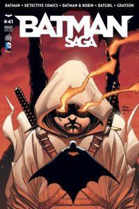Batman Saga T41, comics chez Urban Comics de Buccellato, King, Manapul, Tomasi, Seeley, Tynion IV, Janin, Antonio, Glapion, Kubert, Anderson, Cox, Filardi