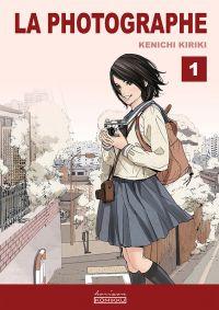 La photographe  T1, manga chez Komikku éditions de Kiriki