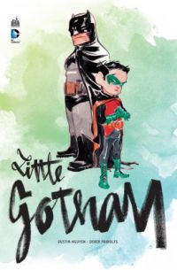 Batman - Little Gotham, comics chez Urban Comics de Nguyen, Fridolfs