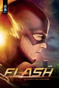 Flash - la série TV T1, comics chez Urban Comics de Walczak, Broome, Kreisberg, Eikmeier, Hester, Infantino, To, Giella, Shannon