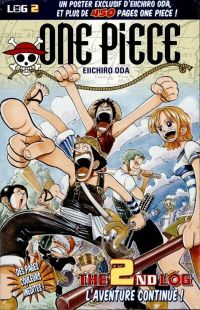 One Piece - Log Books T2 : L'aventure continue ! (0), manga chez Hachette de Oda
