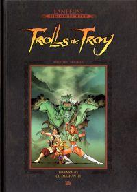 Lanfeust et les mondes de Troy T55 : Trolls de Troy - Les enragés du Darshan (0), bd chez Hachette de Arleston, Mourier, Guth