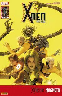 X-Men (revue) T3 : Un jeu d'ombres (0), comics chez Panini Comics de David, Bunn, Di Giandomenico, Hernandez Walta, Sliney, Loughridge, Bellaire, Garner