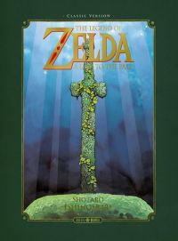 The legend of Zelda - A link to the past- Classic version, manga chez Soleil de Ishinomori