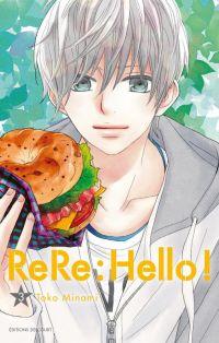 Rere : Hello ! T3, manga chez Delcourt de Minami