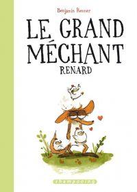 Le Grand méchant renard : Il faut sauver Noël (0), bd chez Delcourt de Renner