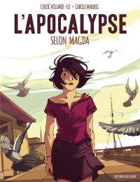 L'Apocalypse selon Magda : , bd chez Delcourt de Vollmer-Lo, Maurel